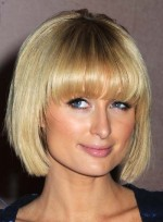 Short, Blunt Hairstyles with Bangs