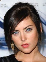 Short, Formal Hairstyles with Bangs