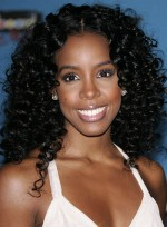Long, Curly Hairstyles for Oblong Faces
