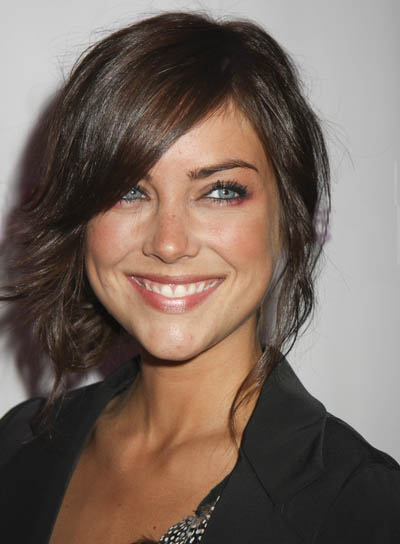 short hair styles brunette wavy hairstyles for hair riot 7649 | file 3874 jessica stroup updo wavy brunette