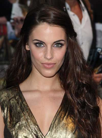 haircut styles for long wavy hair wavy hairstyles for prom riot 3464 | file 3914 jessica lowndes long wavy braids twists brunette