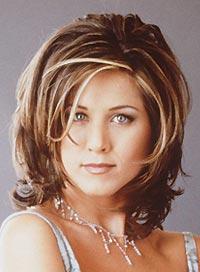 Jennifer Aniston The Rachel Best and Worst '90s Hair