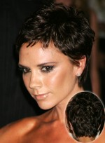 Short, Funky Hairstyles for Square Faces