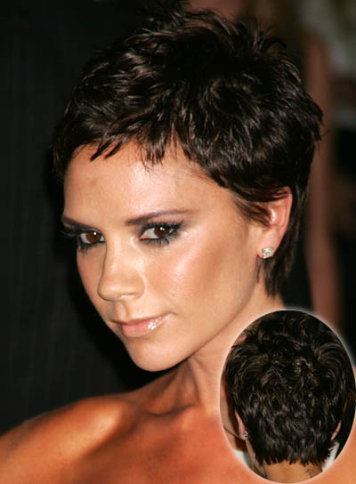 Short, Funky Hairstyles for Square Faces - Beauty Riot