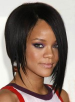 Long, Funky Hairstyles for Diamond Faces