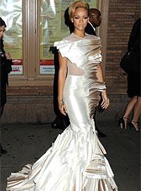 Rihanna Style Evolution Cinderella Style