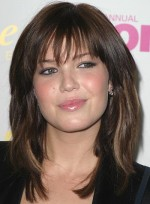 Shag Hairstyles with Bangs
