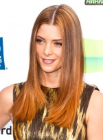 Layered, Straight Hairstyles