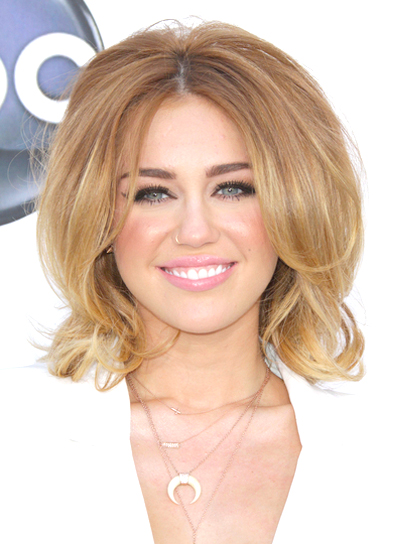 short hair styles 2010 bobs riot 6291 | file 5738 miley cyrus short sexy tousled bob hairstyle