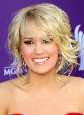 where to get haircuts file 5828 carrie underwood tousled updo 5828 | file 5828 carrie underwood romantic blonde tousled updo hairstyle 275