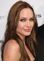 Angelina Jolie's Sexy Cat Eye