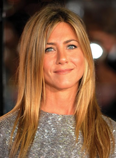Jennifer Aniston's Look in 10