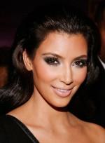 Kim Kardashian's Smoky Eyes