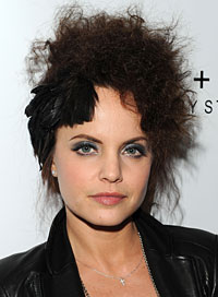 Mena Suvari '80s Fashion Trend