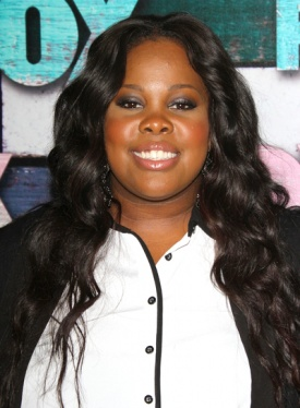 Amber Riley Beauty Riot