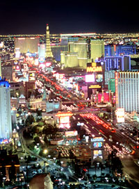 Weekend getaway: Las Vegas