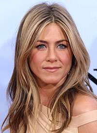 Best Haircut for Square Faces Jennifer Aniston