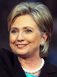 Most popular hairstyles hillary clinton