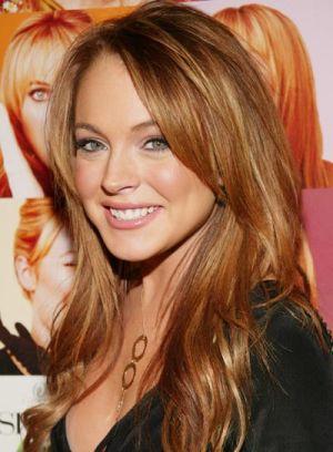 Lindsey lohan redhead 2