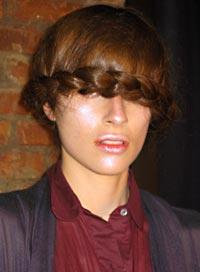 Fashion Week Mandy Coon
