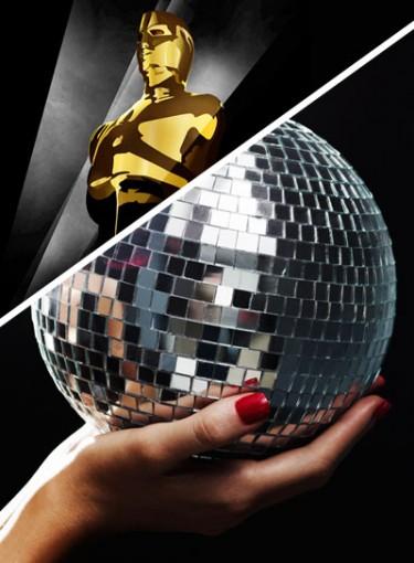 Oscar Dresses or Disco Balls?