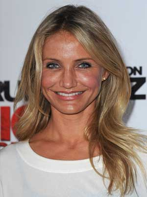 layered hairstyle cameron diaz
