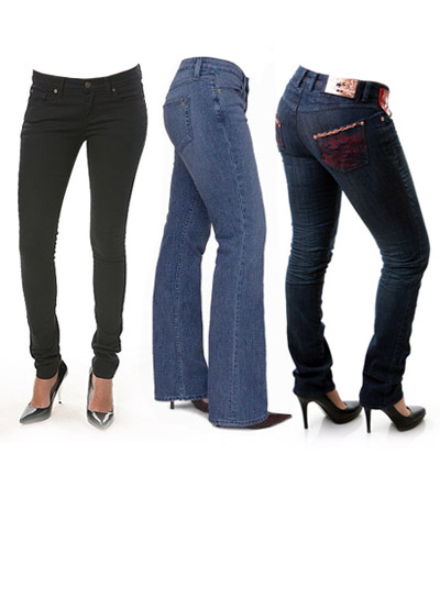 Best Jeans For Your Body Type