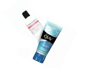 olay skin smoothing cream scrub