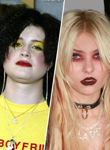 Worst Makeup Worn By Hollywood Celebrities Adorable She: Worst Celebrity Makeup EVER