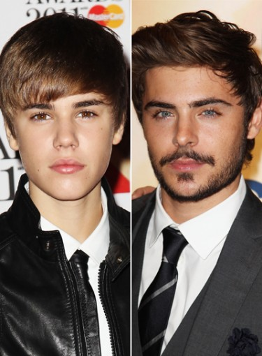 Teen Heartthrobs Then And Now Beauty Riot