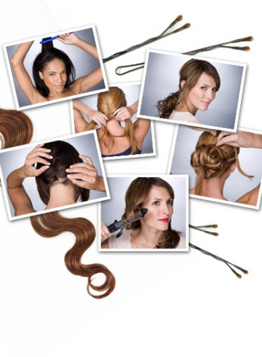 12 Easy, Must-Try Hairstyles