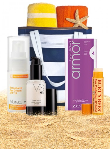 10 Surprising Products with SPF