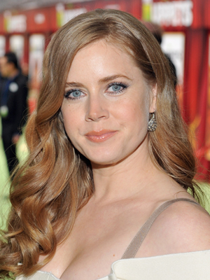 Amy Adams haircut and hairstyle