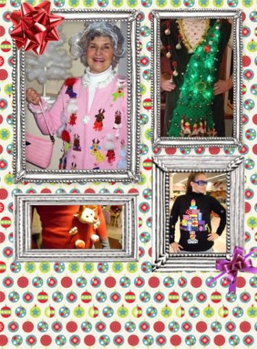 20 Worst Christmas Sweaters Ever