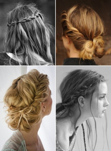 Styles For Greasy Hair Stylish Ways To Wear Dirty Hair  Beauty Riot