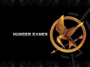 hunger games logo