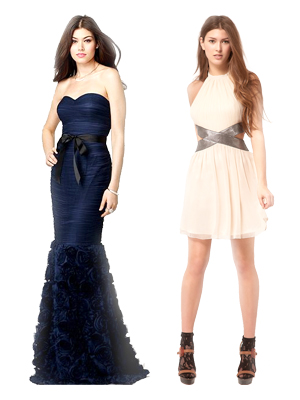 Prom dresses for hourglass figure