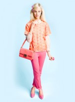 Color Story: Pepto Pink Fashion Trends