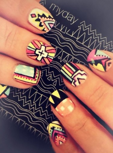 7 Cool Nail Art Ideas - Beauty Riot