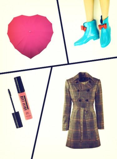 Rainy Day Fashion: Look Good, Stay Dry