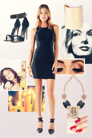 birthday party lbd
