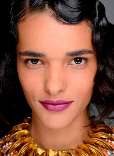 Get the Look: Magenta Lips
