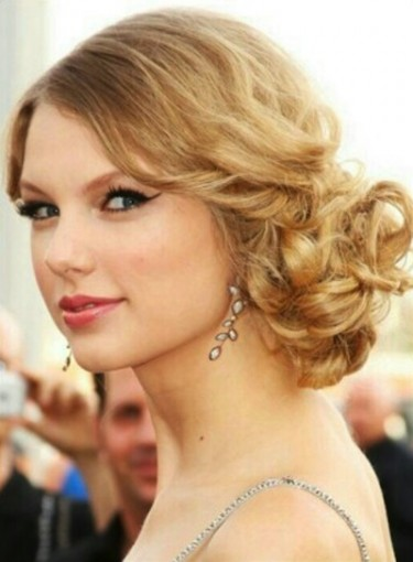 Prom Hairstyles for Wavy Hair