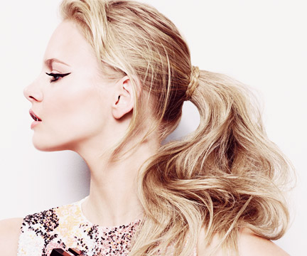 10 Ways to Up Your Ponytail Game