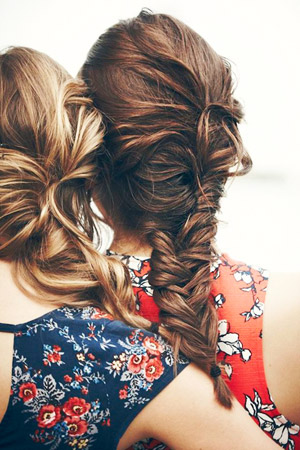 Easy summer hairstyles braids 9 easy summer braids you can actually do yourself solutioingenieria Image collections