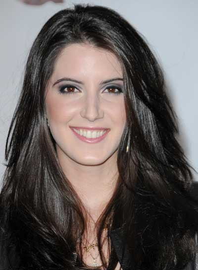 Alana Grace Long, Straight, Sophisticated, Brunette Hairstyle