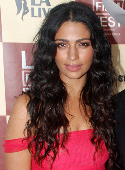 Camila Alves Long, Wavy, Chic, Brunette Hairstyle