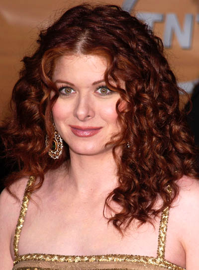 Stupendous Medium Curly Red Hairstyles Beauty Riot Hairstyles For Women Draintrainus