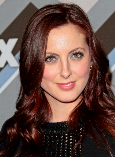 Eva Amurri's Long, Wavy, Sophisticated, Romantic Hairstyle