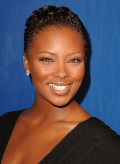 Eva Pigford Short, Black Hairstyle